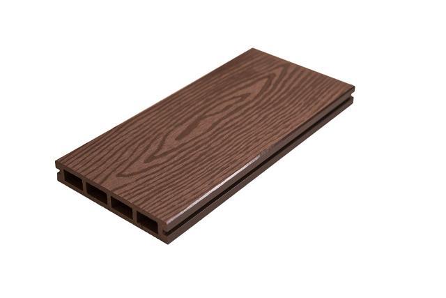塑木空心/鐵木紅240x15x2.7cm