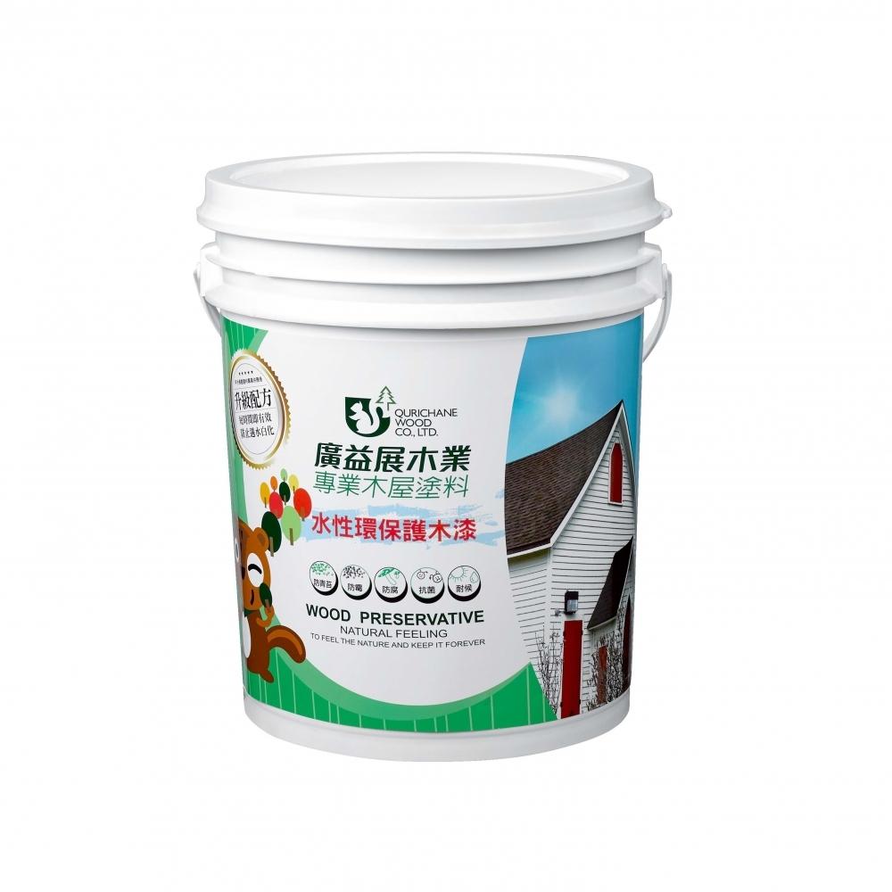 水性環保護木漆-5加侖
