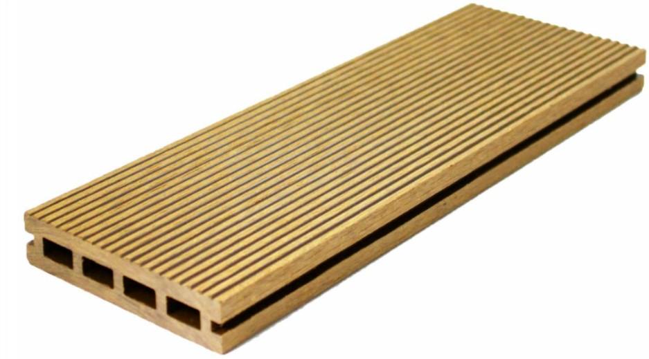 塑木空心/松木黃240x10.5x2cm