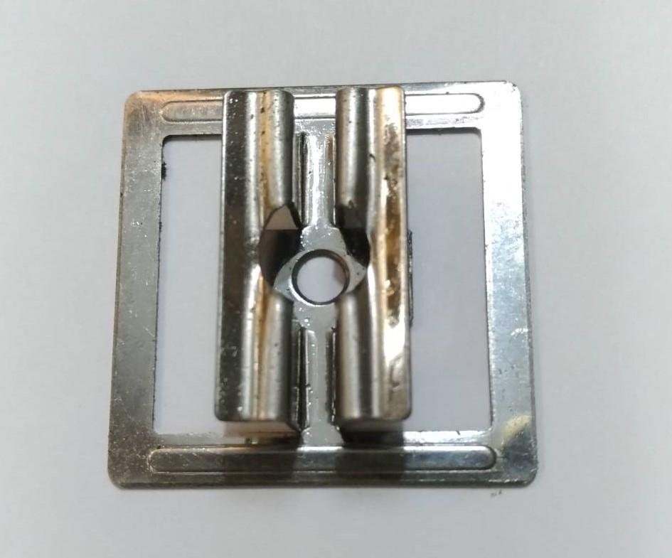 白鐵蝴蝶扣件-面板2.5cm專用