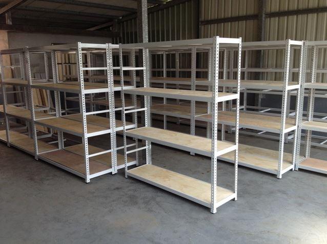 寬150x深45x高180 4層3格置物架 免螺絲角鋼架