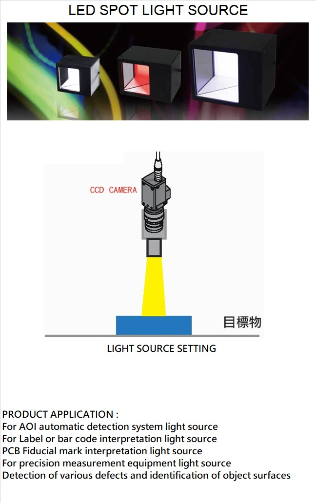 LED SPOT L