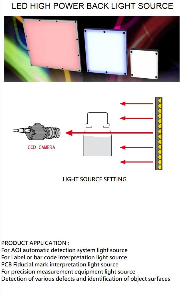 LED BACK L