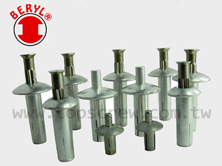 1/8 Speed Pin Rivet / Drive Pin Rivet