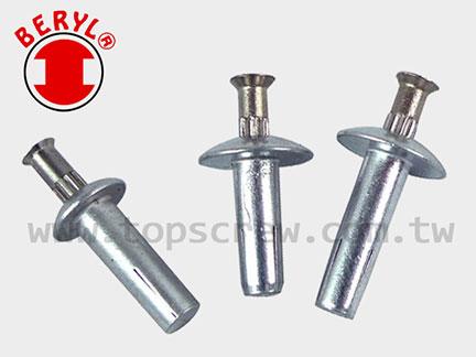 5/32 Speed Pin Rivet / Drive Pin Rivet