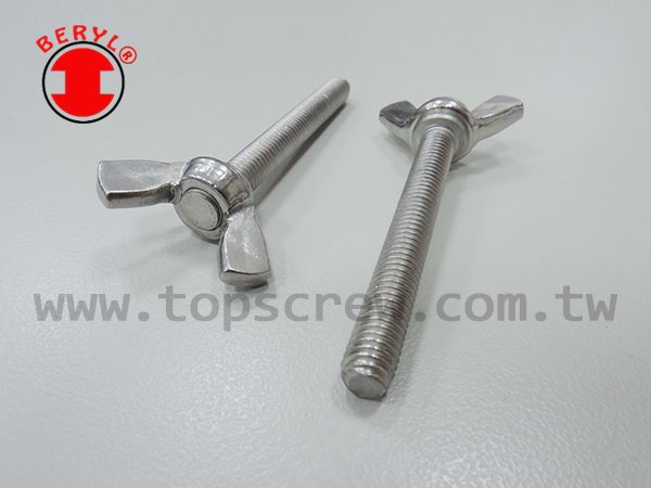 Wing screw