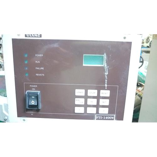 ULVAC FTI-1400W Cont