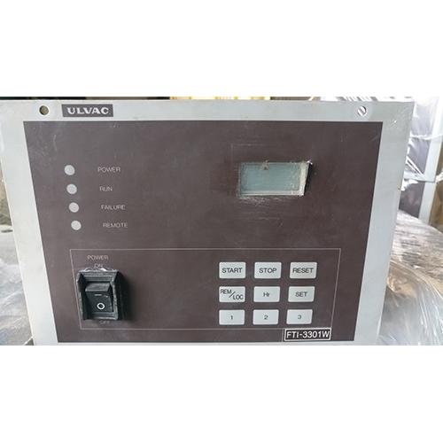 ULVAC FTI-3301W Cont