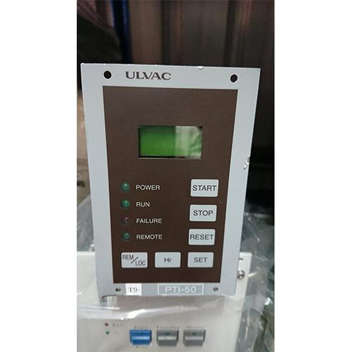 ULVAC PTI-50 Control