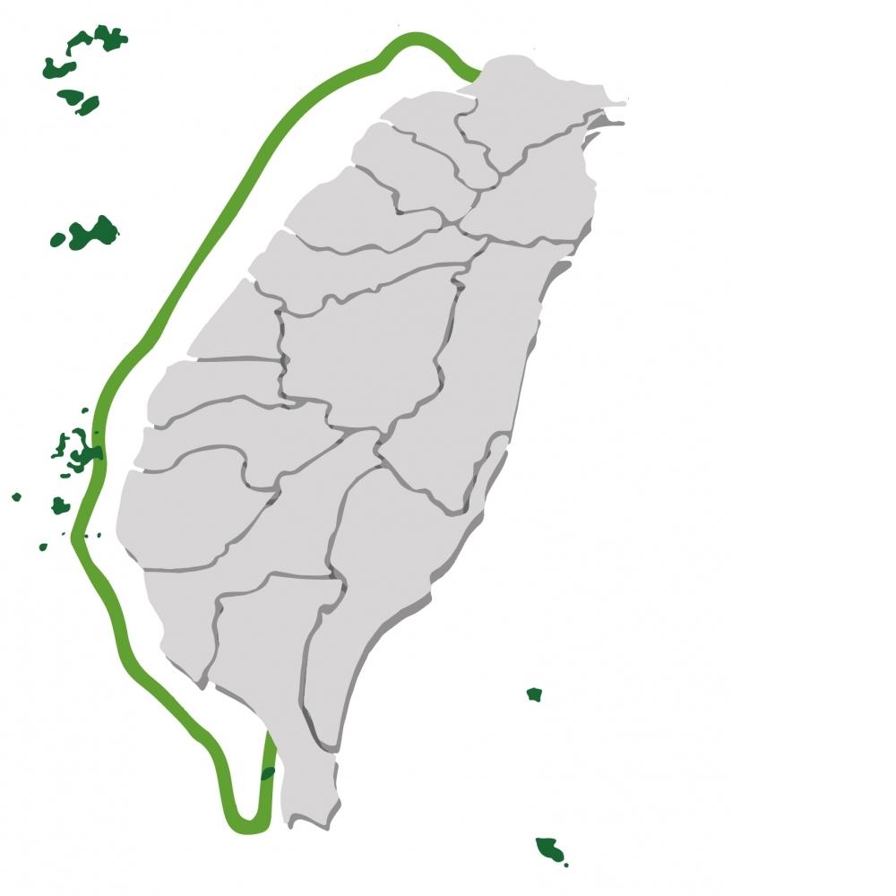 場勘-外島(馬金澎綠