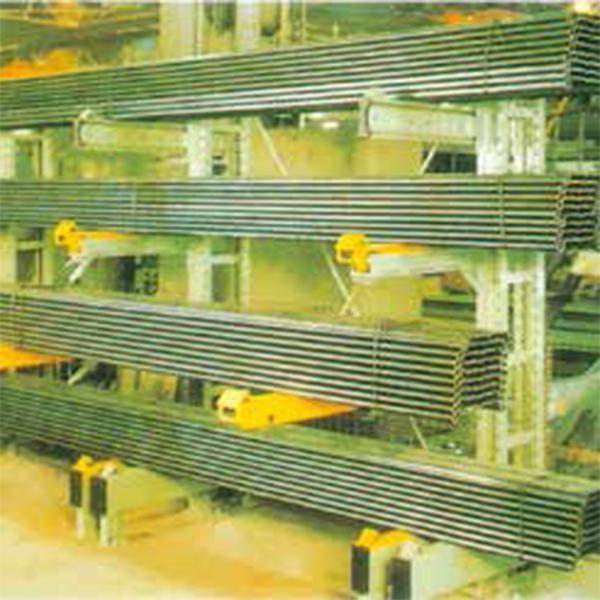 懸臂型物料鋼架