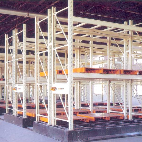 電力驅動式棧板鋼架