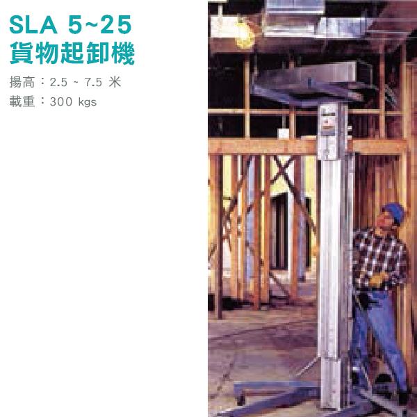 高空作業台SLA/D