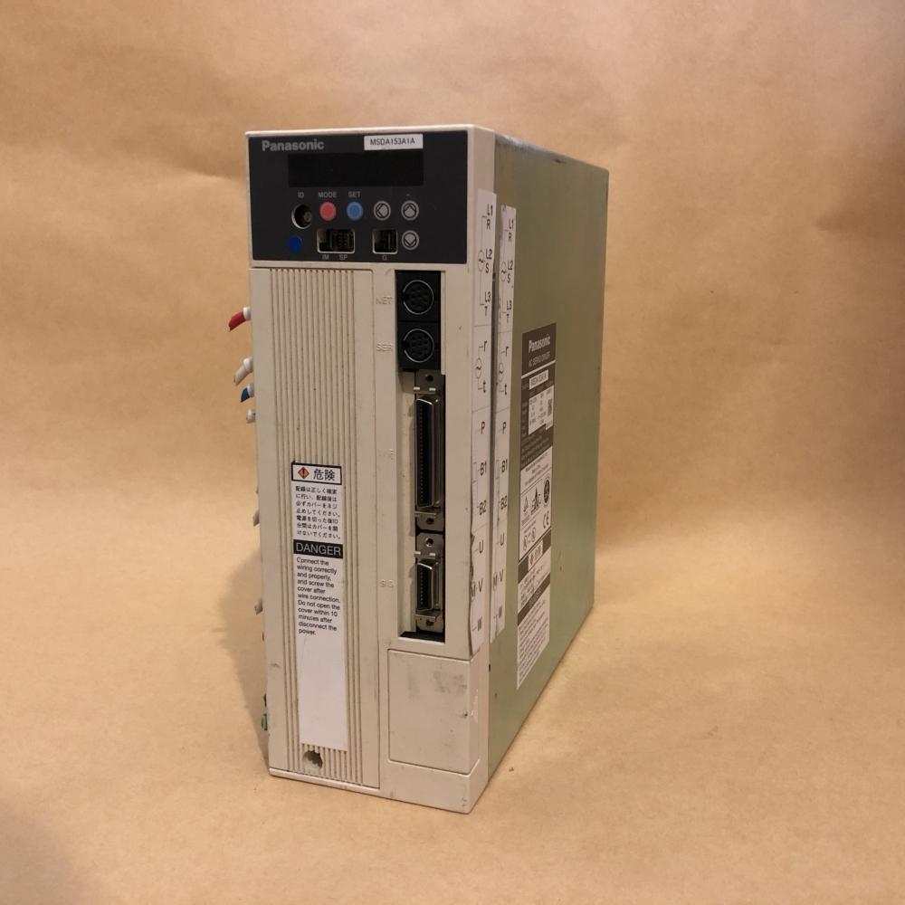 MSDA153A1A  松下伺服驅動器