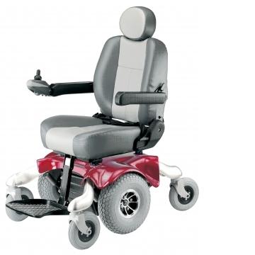 租六輪沙發型電動輪椅