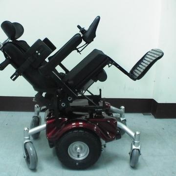 租空中傾倒型電動輪椅