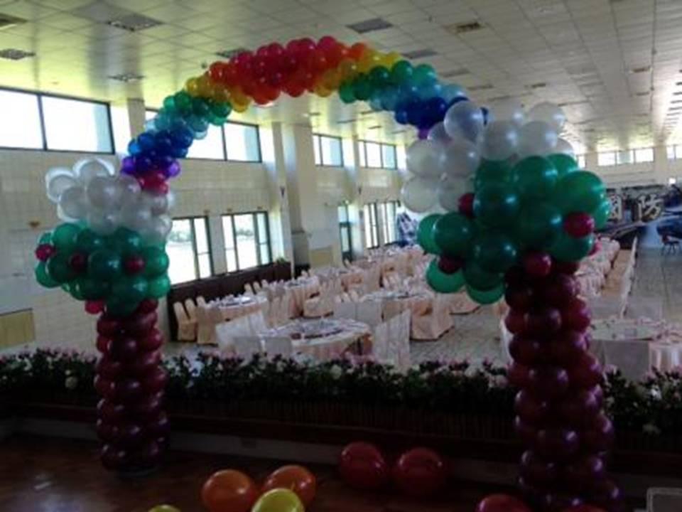氣球會場佈置