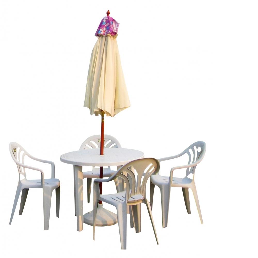 休閒椅+傘