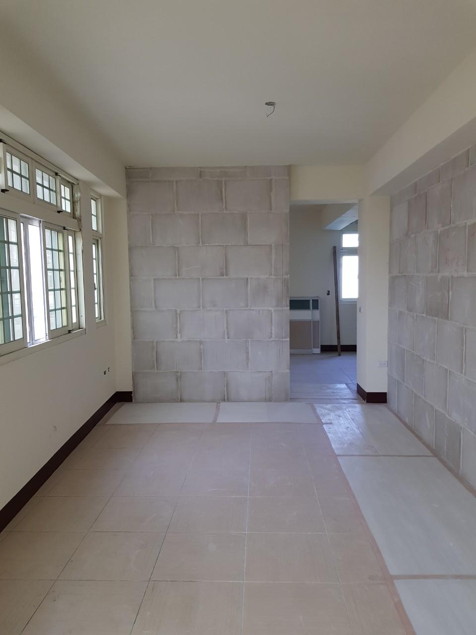 台中石膏磚隔間