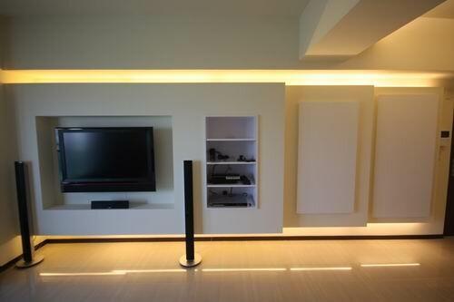 電視造型牆面