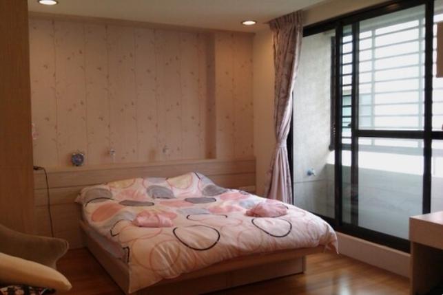 臥房完工照片