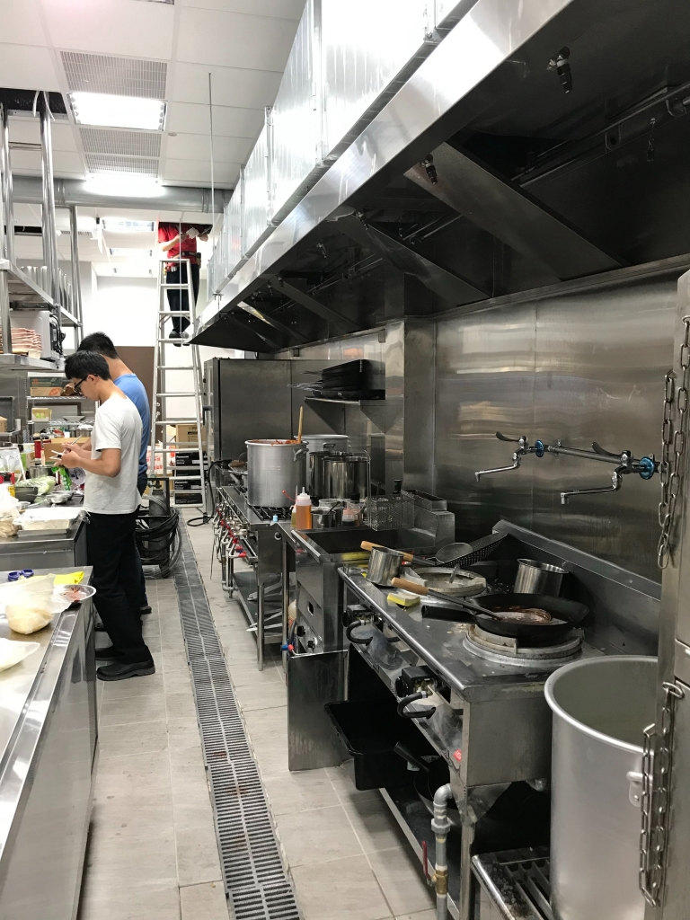 整體廚房規劃廚房修改