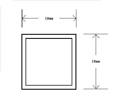 1010-方管規格