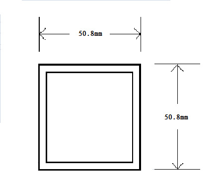 5151-方管規格