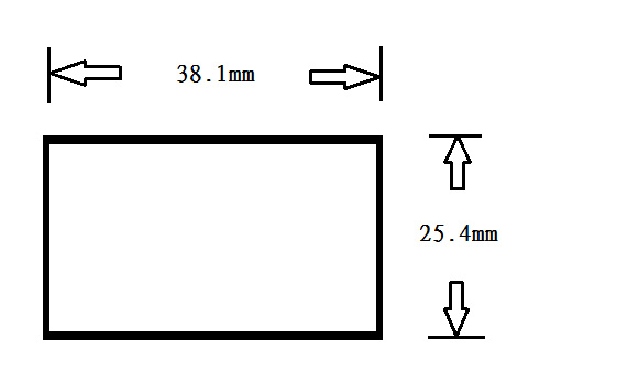 2538-長方管規格