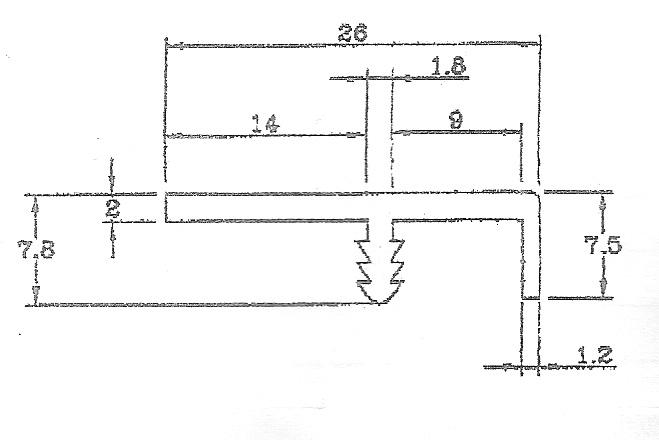 2246-F型鋁條