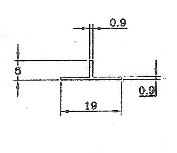 2328-T型鋁條
