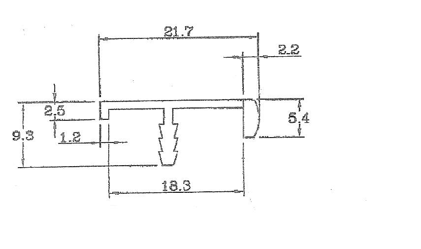 5043-F型鋁條