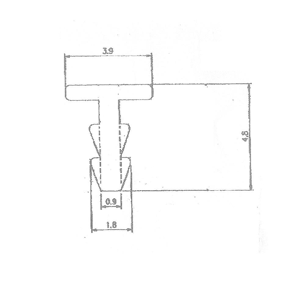 K822-T型鋁條