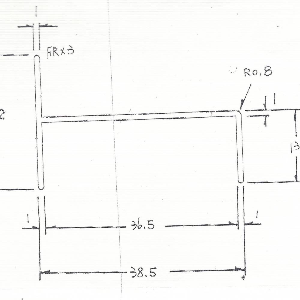 3518-門擋條