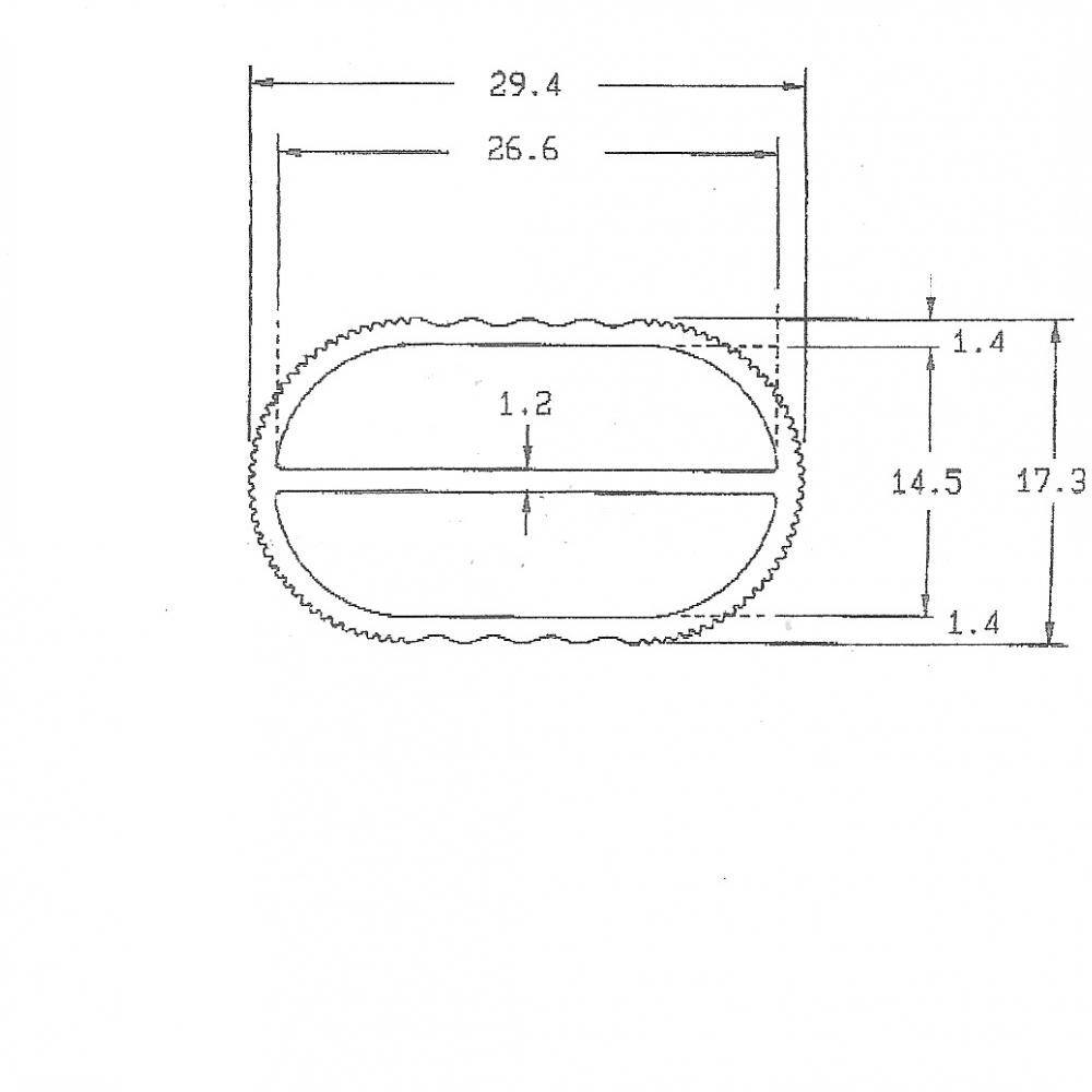 4497-O型吊衣桿