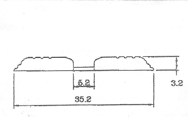 2514-裝潢系列軌
