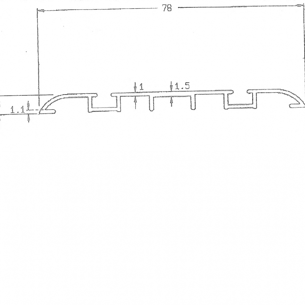4437-裝潢系列軌