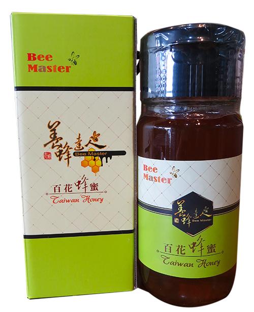 蜂蜜-精選百花蜂蜜700公克