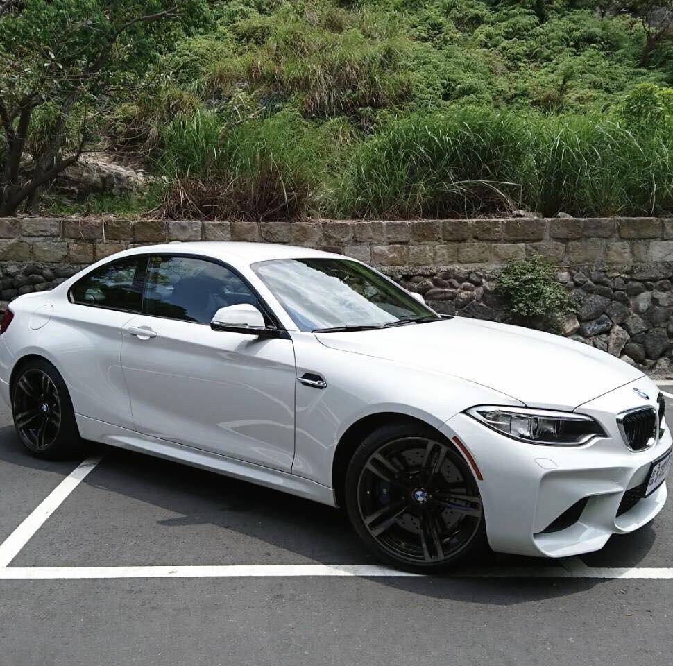 BMW M2 手排