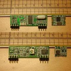 ASK/FSK 無線RF 接收器/發射器模組