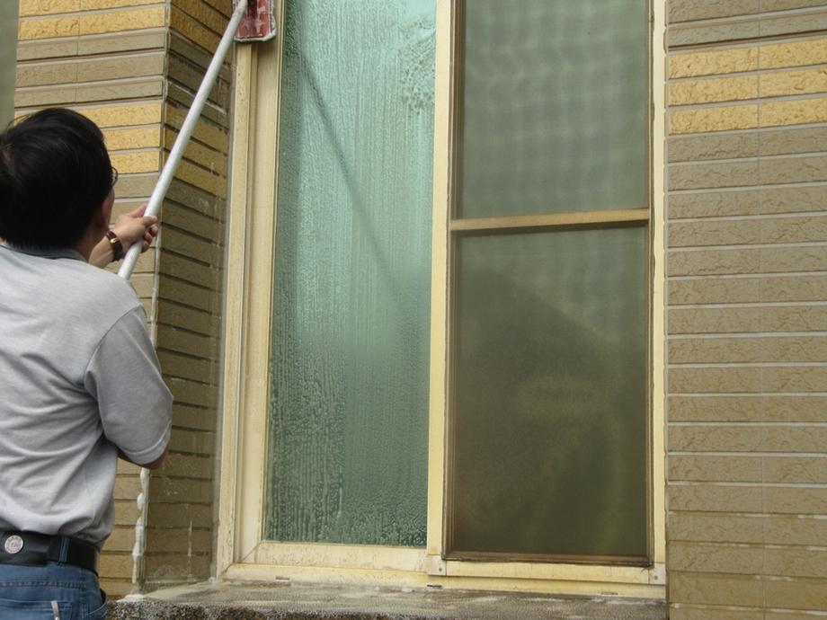 外牆水刀清洗