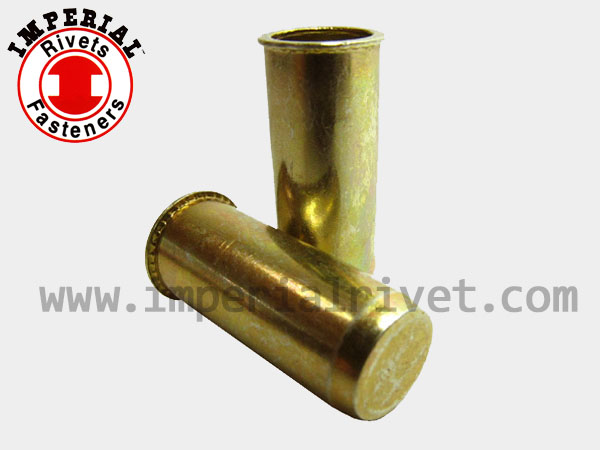 Small Flange Rivet Nut, Closed End SAM-C, SAI-C