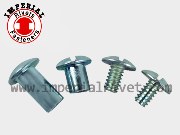 Truss Combo Head Post & Screw