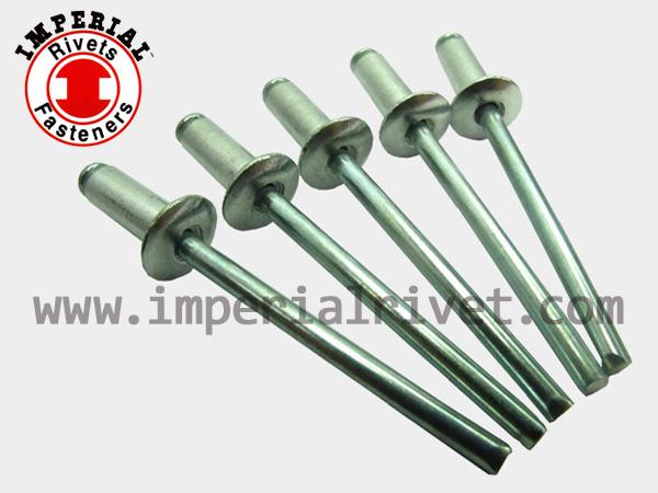 AluminumSteel Blind Rivet TS.AAS Series