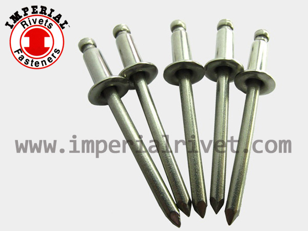 Stainless Steel/Steel Blind Rivet TS.SSAS Series