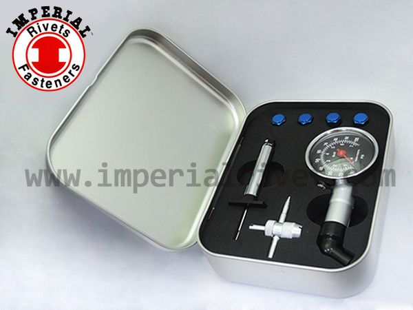 TS-SET-02 Tire Gauge Kit