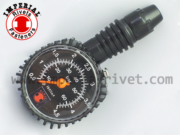 TSB-5112 Dial Type Tire Gauge