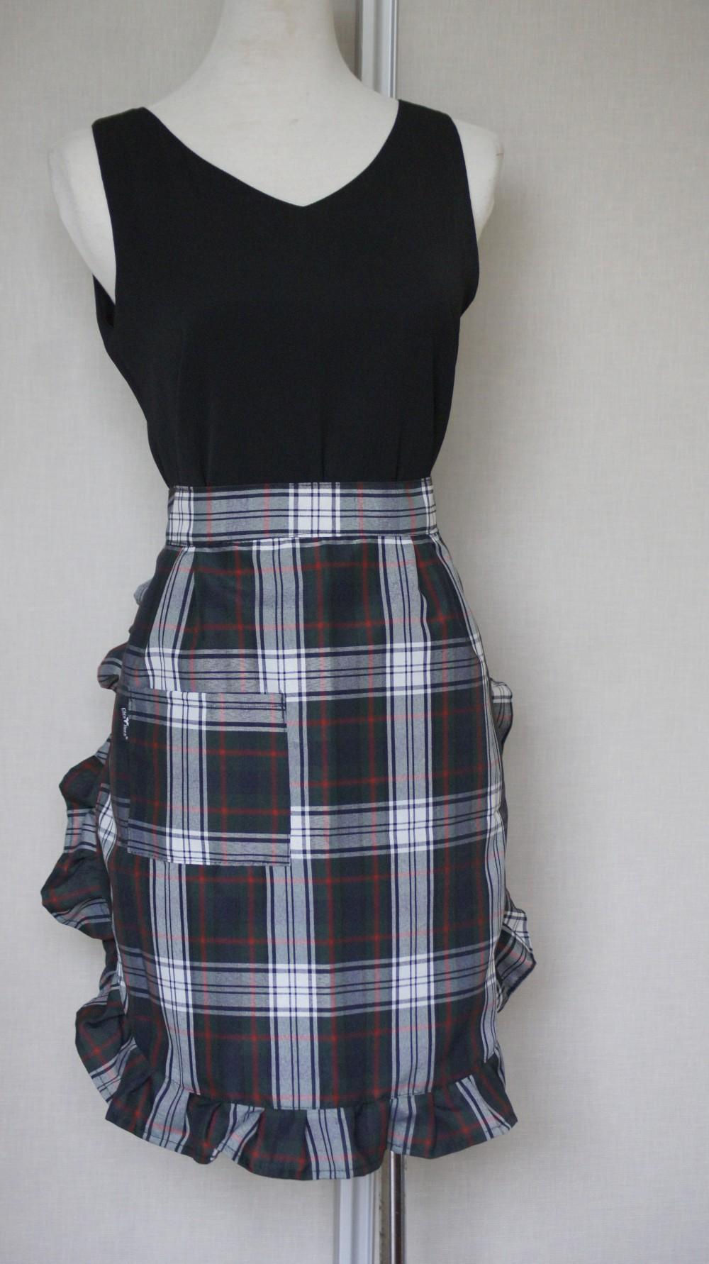 主婦半巾圍裙