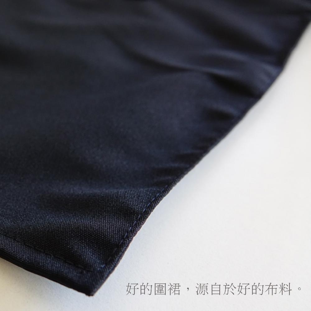 日式荷葉邊圍裙