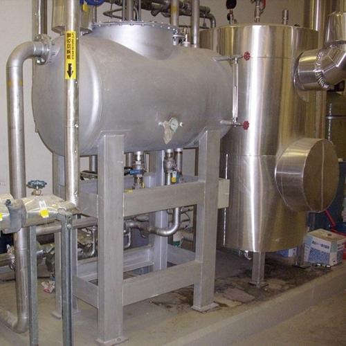 不銹鋼桶槽壓力容器熱